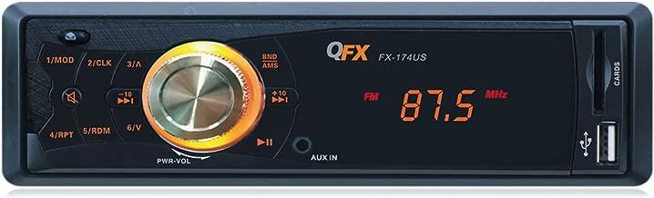 Quantum FX AM/FM Radio MP3/USB/SD Receiver