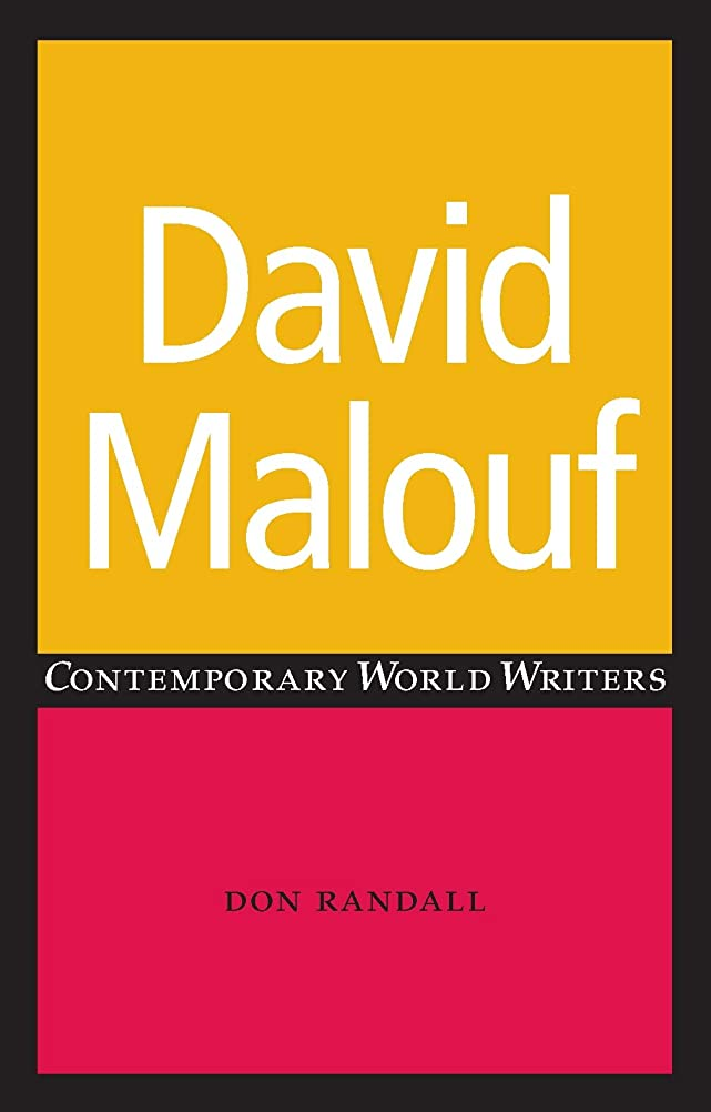 古いエッセイ確立しますDavid Malouf (Contemporary World Writers) (English Edition)