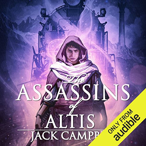 The Assassins of Altis audiobook cover art