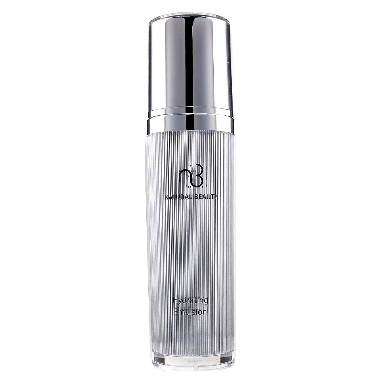 トチの実の木大脳鋼Natural Beauty Hydrating Emulsion 120ml/4oz並行輸入品