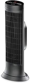 Honeywell Digital Ceramic Tower Space Heater, Black