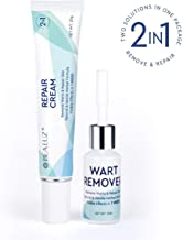 Natural Liquid Wart Treatment by BEALUZ: Maximum Strength, Easy & Quick Results for Plantar, Common, Genital Warts