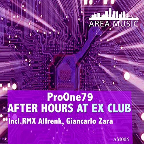 After hours at ex club (Alfrenk, Giancarlo Zara Remix)