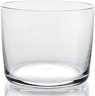 Alessi Ajm29/0 Glass Family Verre à Vin Rouge en Verre Cristallin, Set de 4 Pièces