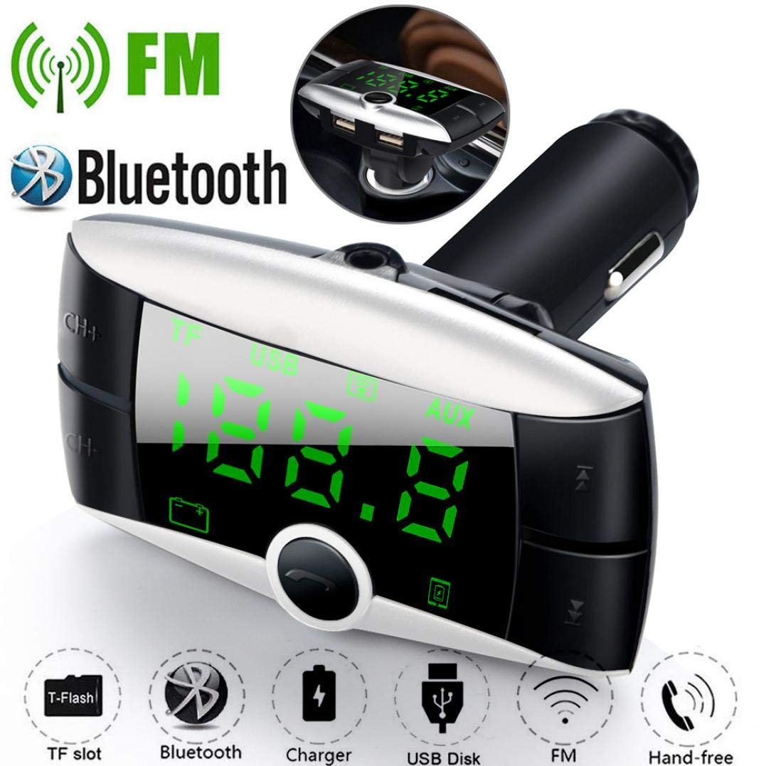 Glumes Bluetooth Transmitter Wireless Adapter