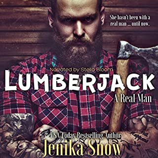 Lumberjack cover art