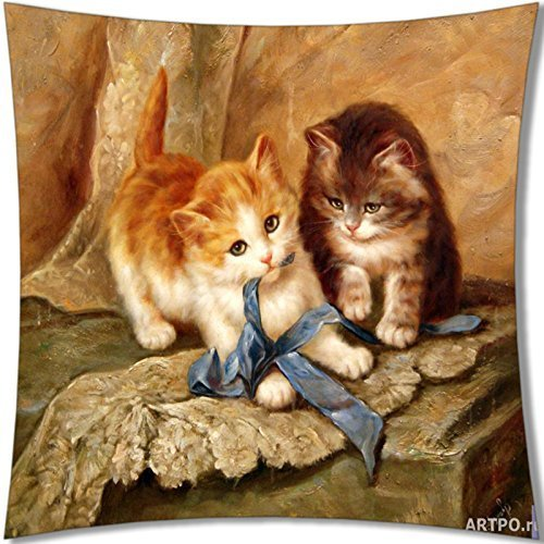 B-ssok High Quality of Lovely Cat Pillows A76