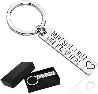 Amazon com: drive safely keychain