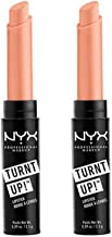 NYX 2.5g TURNT EXTREME IT UP LIPSTICK 15 TAN-GERINE (Nude Coral)