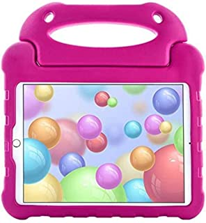 Smart IPad 10.2 Case, IPad 7th Generation Case for Kids, IPad 10.2 2019 Kids Case Shockproof Light Weight Handle Stand Cas...