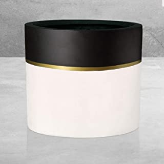 Best gold white planter Reviews