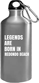 Legends Are Born In Redondo Beach Cool Gift - Water Bottle