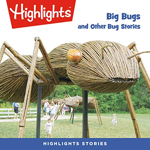 Big Bugs and Other Stories copertina