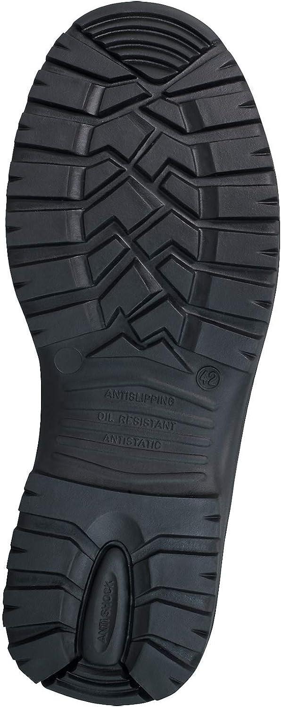 Steel Toecap /& Midsole Water Repellent Leather Uvex Quatro Goretex 2 Safety Boots S3 WR HI CI HRO SRC