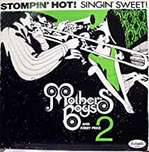 MOTHERS BOY'S AND KERRY PRICE 2 STOMPIN' HOT! SINGIN' SWEET! vinyl record