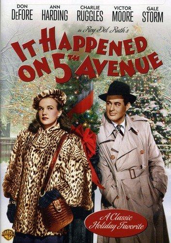 It Happened on 5th Avenue (DVD)
