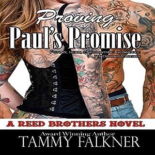 Proving Paul's Promise audiobook cover art