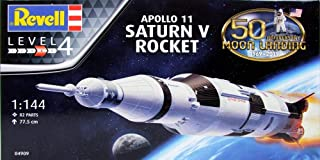 Revell 80-4909 1:144 Apollo Saturnus V plastmodellsats