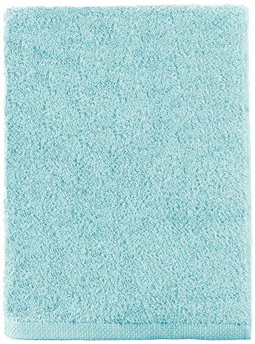 Essix Drap de bain, Eponge, Azur, 90x170 cm