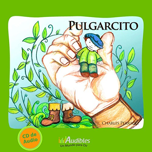 Pulgarcito [Tom Thumb] audiobook cover art