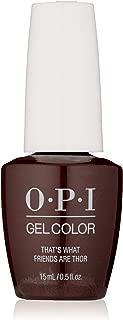 OPI GelColor, Gel Nail Polish, Brown