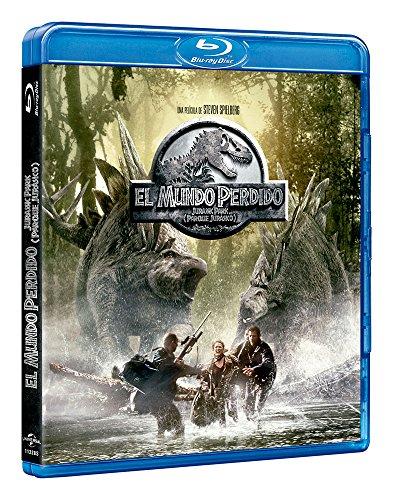 Parque Jurásico 2 - Edición 2018 Blu-ray
