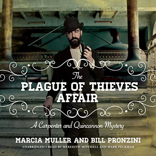 The Plague of Thieves Affair cover art