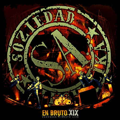 En Bruto XIX (En Directo) [Explicit]
