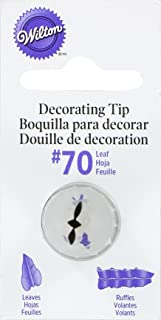 Wilton Decorating Tip, No.70 Leaf