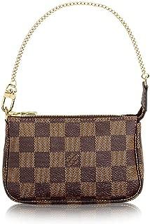 Louis Vuitton Damier Ebene Canvas Mini Pochette Accessoires N58009