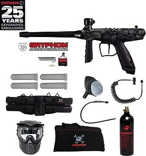 MAddog Tippmann Gryphon Specialist Paintball Gun Package