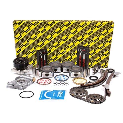Evergreen OK2024/0/0/0 98-99 Chevrolet Prizm Toyota 1.8L DOHC 1ZZFE 16V Enigne Rebuild Kit