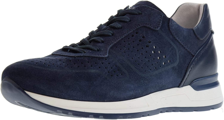 svart GIARDINI -skor män män män lågskor P90832U   207  fabriksförsäljningar