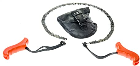 SE CS001 Survivor Series Portable Chain Saw with Ergonomic Handles