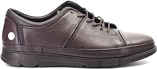 Mammamia D19KA-7000 Erkek Deri Günlük Ayakkabı Kahverengi Koyu