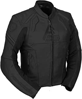 fieldsheer perforated leather jacket