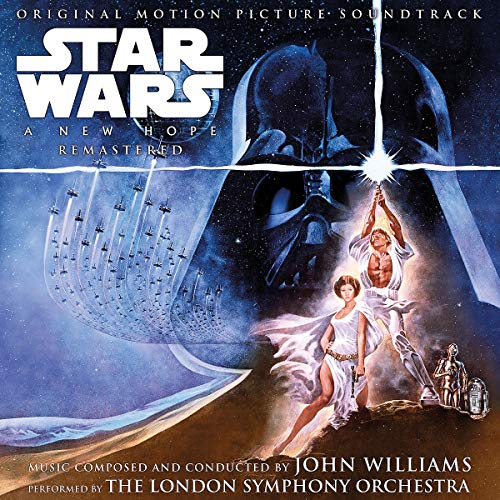 Star Wars: a New Hope Episodio IV (180 GR. Remastered) [Import]