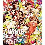 SPRING LIVE 2017 -Shake! Shake!- @OSAKAJO HALL [Blu-ray]
