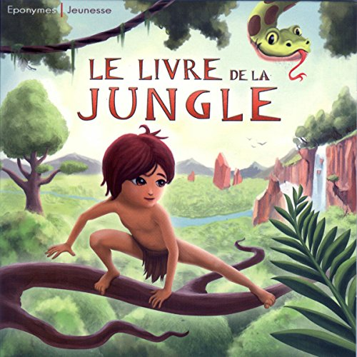 Le livre de la Jungle cover art