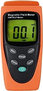 Gauss EMF ELF Meter Detector Electromagnetic Field mG by Gain Express
