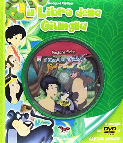 Il libro della giungla. Ediz. illustrata. Con DVD