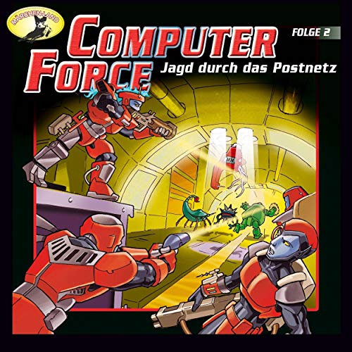 Jagd durch das Postnetz     Computer Force 2              By:                                                                                                                                 Andreas Cämmerer                               Narrated by:                                                                                                                                 Cristoph Jablonka,                                                                                        Crock Krumbiegel,                                                                                        Kai Taschner,                   and others                 Length: 41 mins     Not rated yet     Overall 0.0