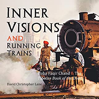 Inner Visions and Running Trains audiobook cover art