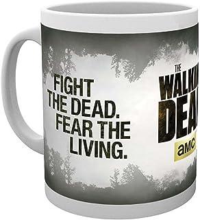 WALKING DEAD ウォーキングデッド (最終シーズン米8月放送) - Fight the Dead/マグカップ 【公式/オフィシャル】