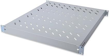 DIGITUS Professional DN-97644 - plank met variabele diepte voor vaste inbouw in kasten van 19 inch - draagvermogen 50 kg -...