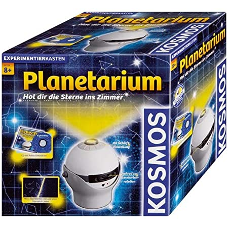Bresser Junior Astro Planetarium Deluxe Zur Projektion Kamera