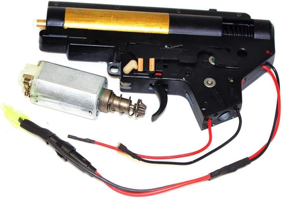 Airsoft Parts CYMA V2 Gearbox for M4 L Series M16 Version Sale SALE% OFF 2 Rear online shop