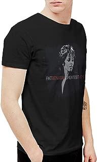 AlexisW Pat Benatar Greatest Hits Men's Tshirts Black