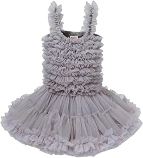 Fairy Baby Baby Girls Tutu Princess Birthday Dress Kid Pageant Party Wedding Pettidress