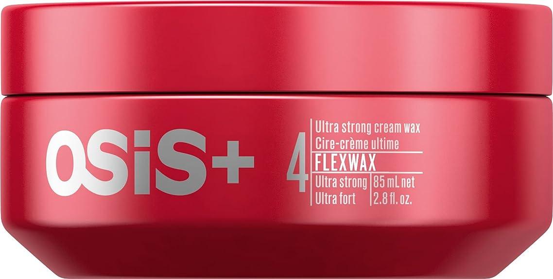 OSiS+ FLEXWAX Ultra Strong Cream Wax, 2.8-Ounce